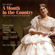 Lee Hoiby - A Month in the Country