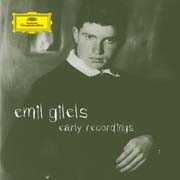 Emil Gilels - Early Recordings