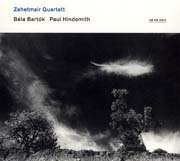 Zehetmair Quartett - Béla Bartók, Paul Hindemith