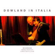 Accordone - Dowland in Italia