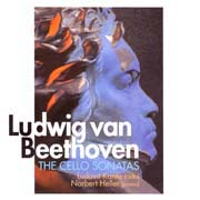 Ludwig van Beethoven - The Cello Sonatas