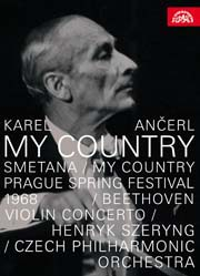 Karel Ančerl - Bedřich Smetana: My Country, Ludwig van Beethoven: Violin Concerto, film Who Is Karel Ančerl