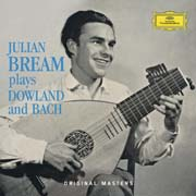 Julian Bream plays Downland and Bach