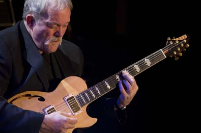 John Abercrombie, foto Chris Tribble/ECM Records