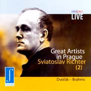Svjatoslav Richter: Great Artists in Prague