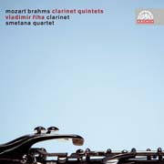 "Wolfgang Amadeus Mozart: Quintet for Clarinet and Strings in A major ""Stadler-Quintet"", K 581, Johannes Brahms: Quintet for Clarinet and Strings in B minor, Op. 115 - František Vincenc Krommer-Kramář: Oboe Concerto in F major, Joseph Haydn: Oboe Conc"