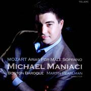 Michael Maniaci - Mozart: Arias For Male Soprano