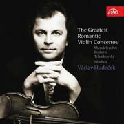 Václav Hudeček - The Greatest Romantic Violin Concertos