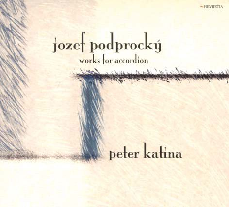 Jozef Podprocký - Works for accordion