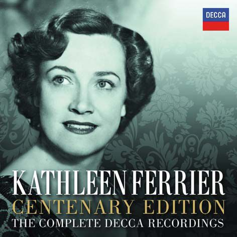 Kathleen Ferrier - Centenary Edition - The Complete Decca Recordings