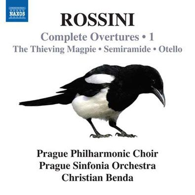 Rossini - Complete Overtures I