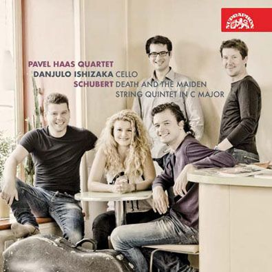 Pavel Haas Quartet - Schubert