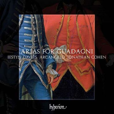 Iestyn Davies - Arias for Guadagni
