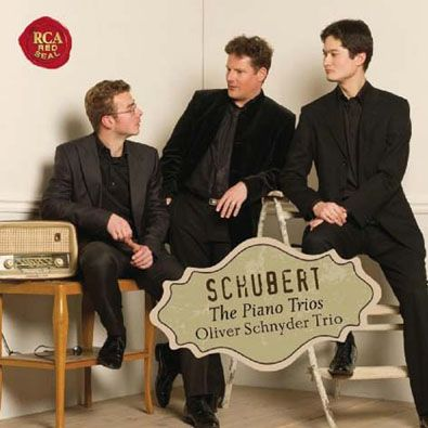 Franz Schubert - The Piano Trios