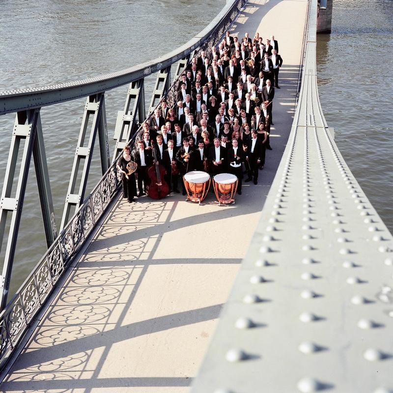 Frankfurt Radio Symphony Orchestra, foto Alexander Englert