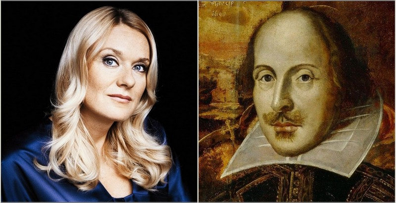 Magdalena Kožená a William Shakespeare