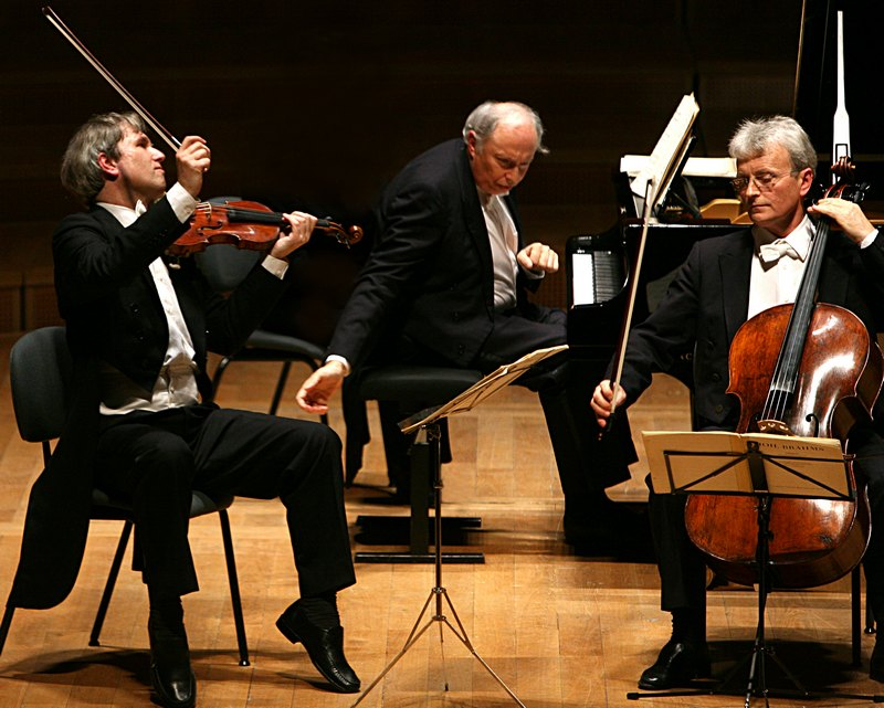 Guarneri Trio, foto Vincent Dargent