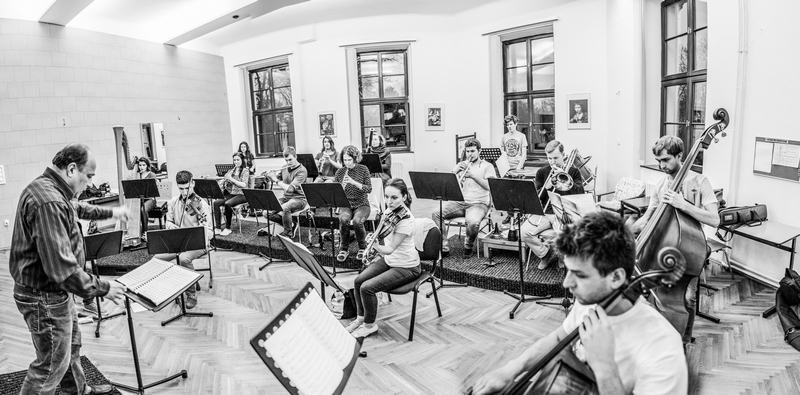 Chamber Symphony Orchestra Brno