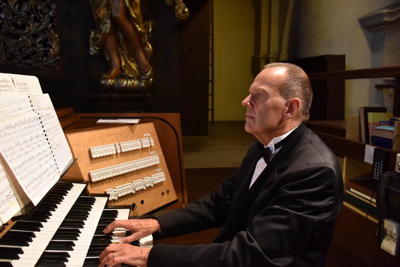 James Kibbie, foto Zdeněk Chrapek