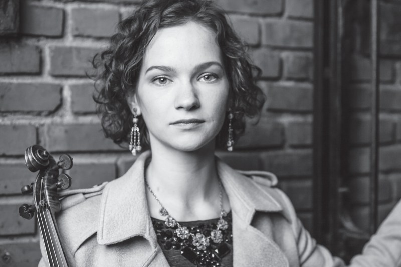 Hilary Hahn, foto Michael Patrick O'Leary