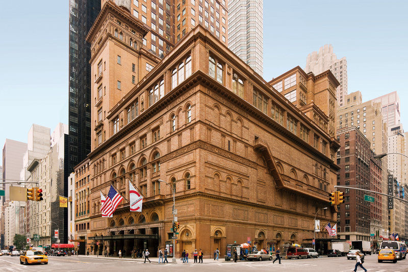Carnegie Hall, New York City, foto Jeff Goldberg