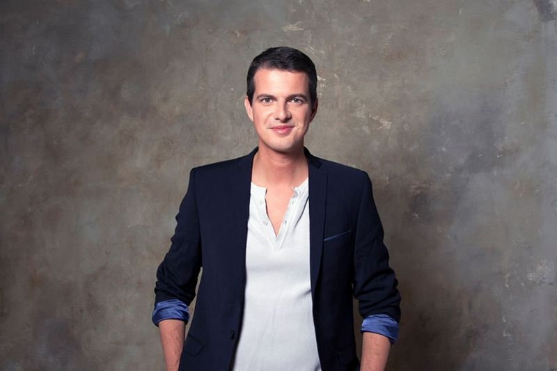 Philippe Jaroussky, foto FB Philippe Jaroussky - Page officielle