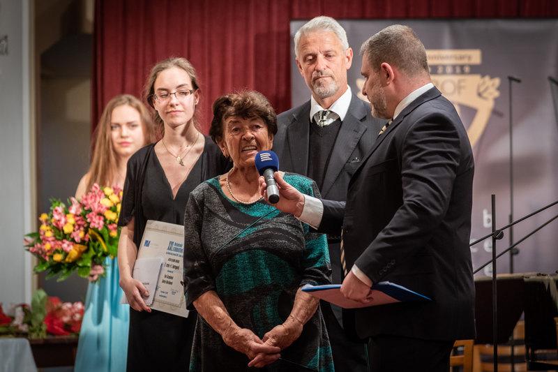 Věra Lejsková, foto Ladislav Václavík