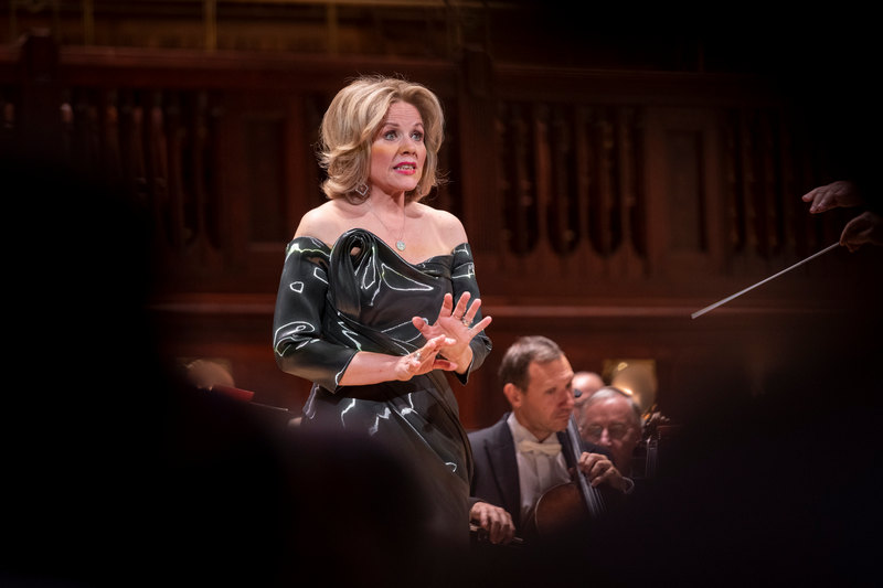 Renée Fleming, foto Jan Slavík