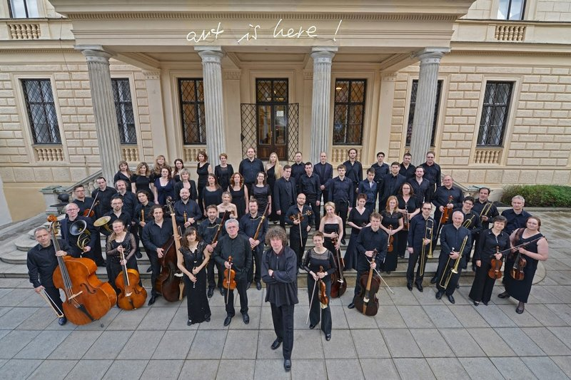 Czech Ensemble Baroque, foto CEB
